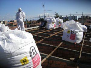 come funziona la bonifica dell'amianto