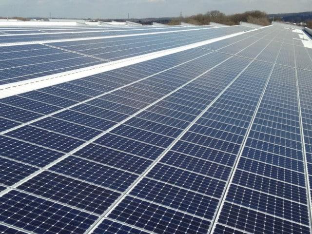 Incentivi per l'installazione di pannelli solari per aziende