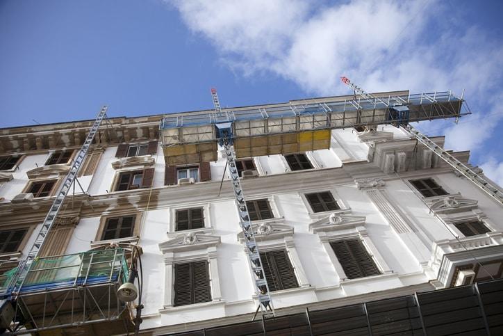 Ristrutturazione appartamento in condominio